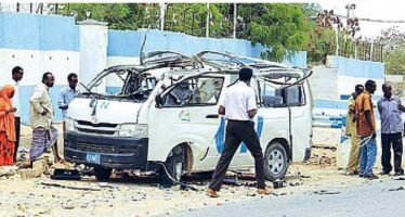 Somalia, colpito il pulmino Unicef