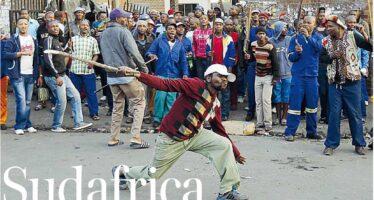 Sudafrica Rabbia e caccia agli stranieri Fine del Paese arcobaleno?