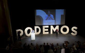 Tra i volti delusi di Unidos Podemos