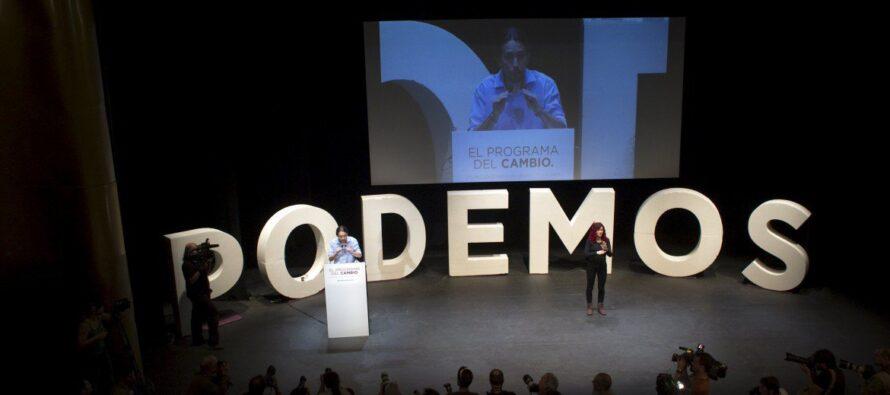 La sfida di Podemos: orizzontalità eleninismo