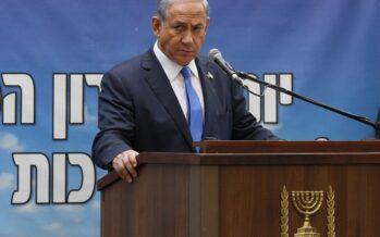 Netanyahu, il governo della debolezza