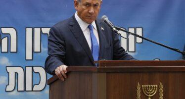 Orange pensa di lasciare Israele Netanyahu: Hollande si dissoci