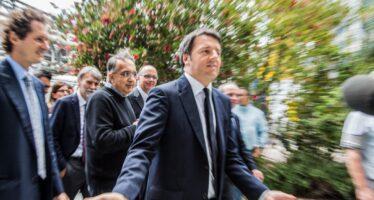 Renzi eMarchionne atutto spot