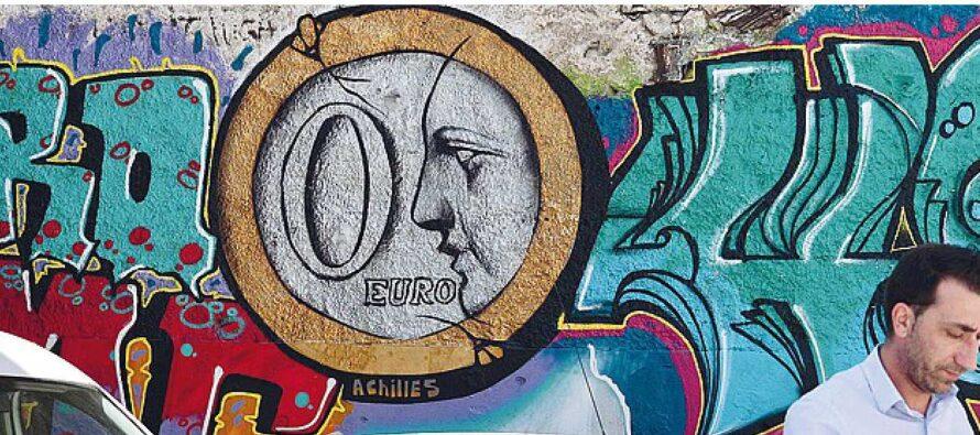 Debito, la Grecia in vendita