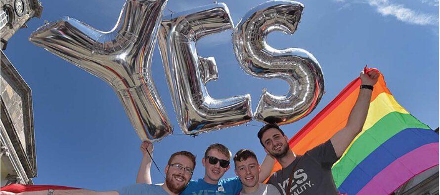 Irlanda e gay, 6 su 10 per i matrimoni