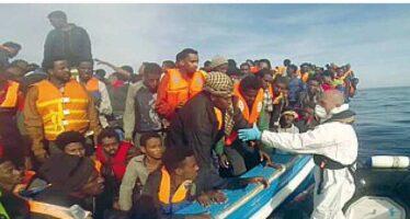 In due giorni 7 mila migranti salvati in mare