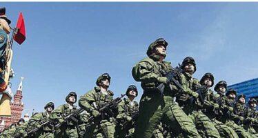 Mosca, la parata della rivalsa sull'Occidente