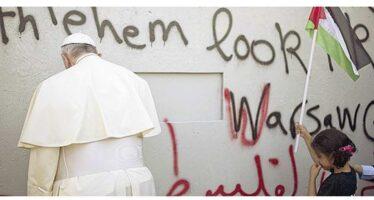 Intesa globale Vaticano-Palestina Israele esprime la sua delusione