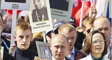 Piazza Rossa, la parata e l'orgoglio Putin contro il «mondo unipolare»