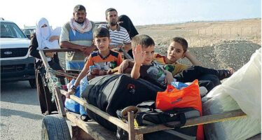 Ramadi l'Iraq scatena le milizie sciite