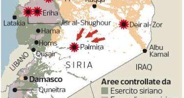 Le milizie dell'Isis entrano a Palmira I siriani mettono al sicuro le statue