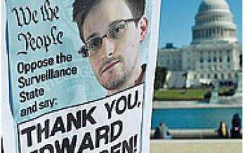 Stati Uniti. La Sorveglianza era illegale: aveva ragione Snowden