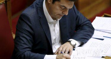 Stretta finale tra Grecia eUe. Eriappare l'ipotesi di un referendum sulle trattative