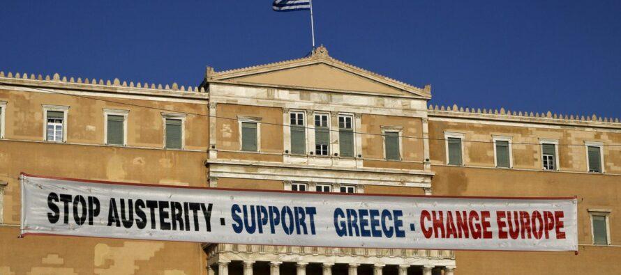 La Grecia esce dalla procedura UE per deficit eccessivo