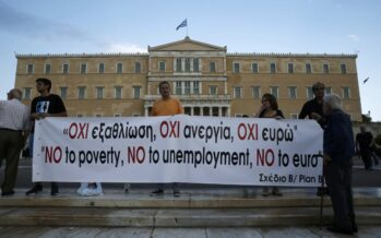 Grecia, rimandata anche «l'ultima speranza»