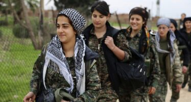 Kobane èdi nuovo libera, kurda ecomunista