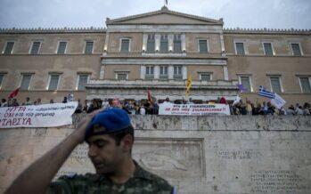 La sfida di Atene all'affondo monetario