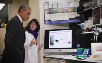 Barack Obama vince asinistra ea destra