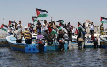 """Israele abborda la """"Marianne"""" in acque internazionali"""