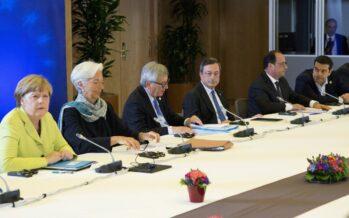 Il siluro del Fmi: no aTsipras