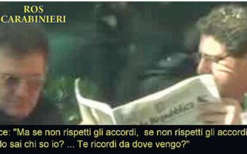 Così Buzzi pagava tutti «Ci mangiamo Roma»