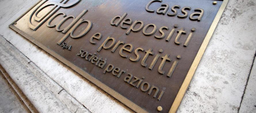 Cassa depositi e prestiti e Tesoro taglieggiano i comuni