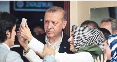 Turchia, un colpo alle ambizioni di Erdogan