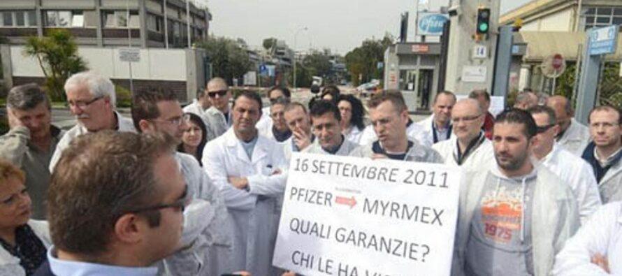 La beffa Myrmex: da licenziare, ma al lavoro per unmese