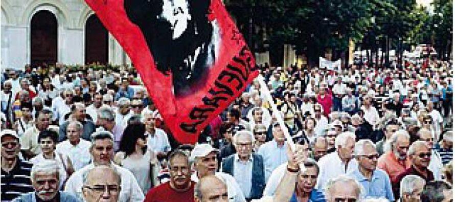 SLAVOJ ZIZEK: L'ERESIA DI SYRIZA PUÒ SALVARE L'EUROPA DELLA SOLIDARIETÀ EGUALITARIA