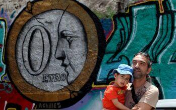 La rabbia delle anime di Syriza