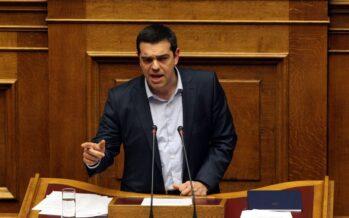 «All'autoritarismo dell'austerity rispondiamo con il sangue freddo»