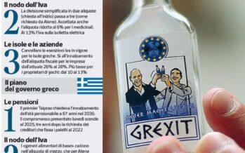 Ancora 20 giorni prima della Grexit