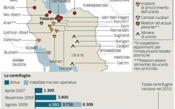 Eni e Shell in pole per rientrare in Iran I negoziati al via