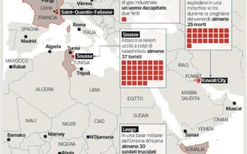 Il venerdì di sangue della jihad globale