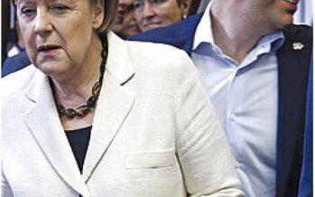 Pensioni e debito: una strettissima via per Merkel e Tsipras
