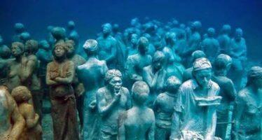 I muri eretti nel Mediterraneo