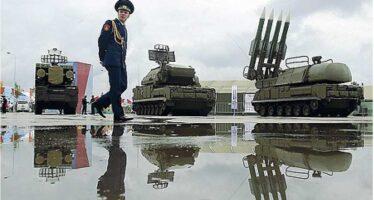 Mosca schiera 40 nuovi missili nucleari La Nato: pericoloso tintinnio di sciabole
