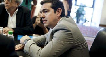 L'annuncio di Tsipras: «Il piano di riforme èpronto»