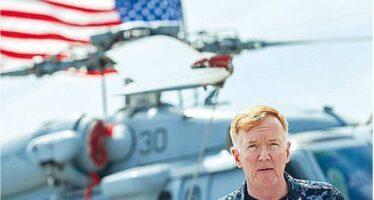 Caccia russo sfiora le navi Nato sul Baltico