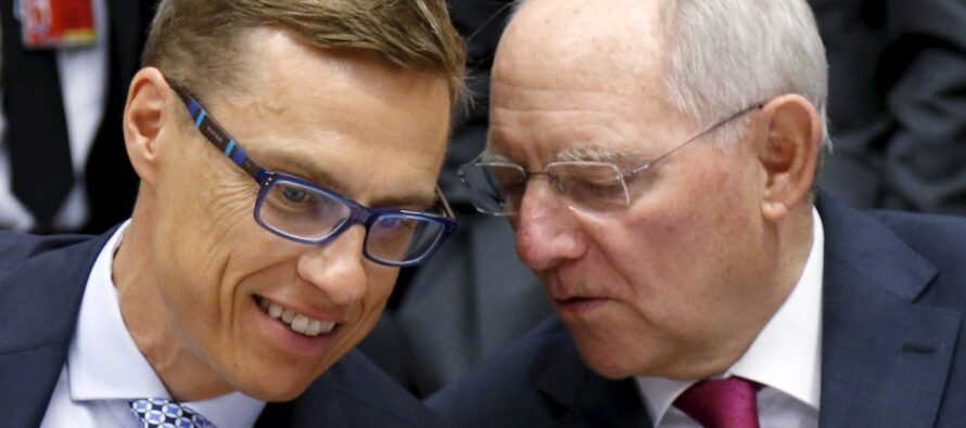 Rinasce il nazionalismo tracotante tedesco