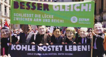 Nella ricca Germania i poveri sono 12,5 milioni