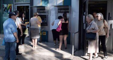 Grecia, altre 2 riforme giustizia e banche Sale la liquidità Bce