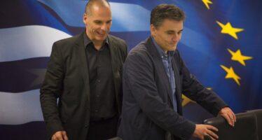 Il sacrificio di Varoufakis