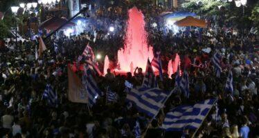 """Schiaffo greco alla Ue il """"no""""vince con il 61% Tsipras: """"La democrazia ha sconfitto la paura"""""""