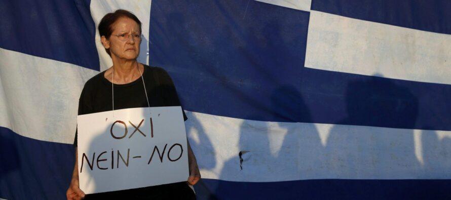 La radice comune del fallimento greco edella strage di Sousse