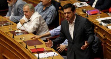 Il rimpasto — ele speranze — di Tsipras