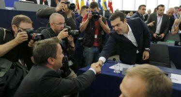 L'orgoglio di Tsipras