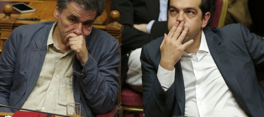 Grecia, un nuovo esecutivo per attraversare l'accordo con Bruxelles