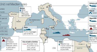 Gli Usa, i radar di Niscemi e il passaggio a Tunisi