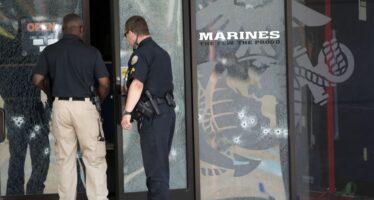 """Spara nelle basi militari uccide quattro marines """"Era affascinato dall'Is"""""""